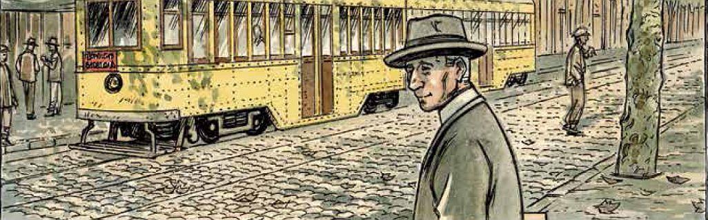 El còmic 'Pompeu Fabra. L'aventura de la llengua', a Alacant
